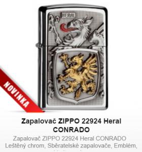 Zapalovač Zippo