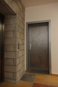 Bezpečnostní dveře Praha